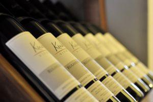 Wein Flaschen