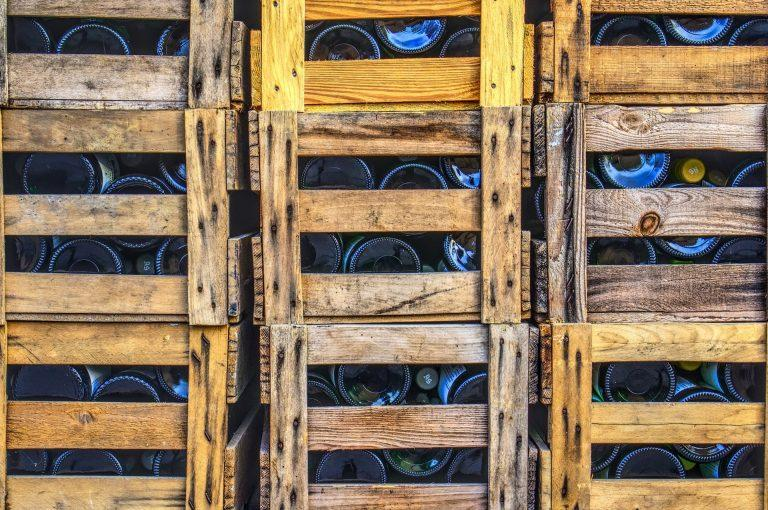 Wein Lager